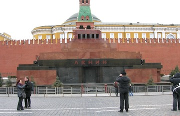 Lenin's Tomb, Red Square, Moscow