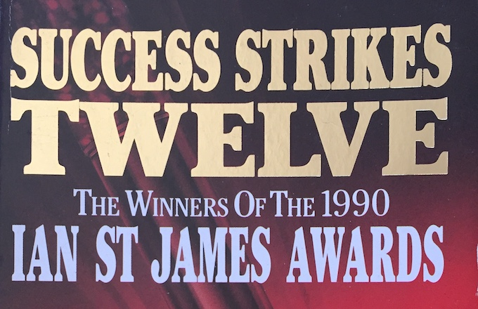 Ian St James Awards 1990