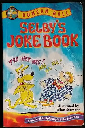 Selby's Joke Book by Duncan Ball