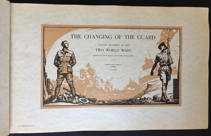 The Changing of the Guard - Two World Wars