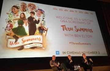 Three Summers - Sydney Premiere Q&A